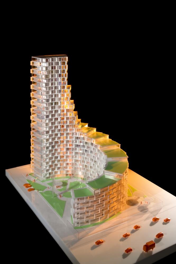 طراحی اقتصادی مجتمع مسکونی دانمارک