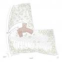Casa Avenal / Carlos Castanheira Site Plan