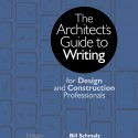 The Architect's Guide to Writing Illustration by Bob Gill. Image Courtesy of Images Publishing