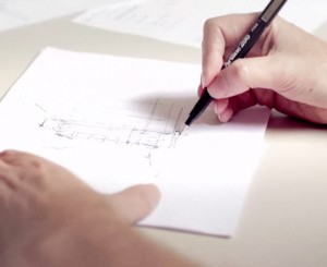 Video: Sheppard Robson Underlines Importance of Hand Sketching