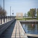 HILA Pavilion / Digiwoodlab Project + University Of Oulu Students Courtesy of Digiwoodlab Project