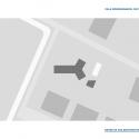 Villa Moerkensheide / Dieter De Vos Architecten Site Plan