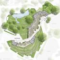 Plan de Gran Simio Casa / Hascher Jehle Architektur Floor