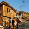 Minga Valpo: arquitectos y la reconstrucción sustentable de Valparaíso Courtesy of Minga Valpo