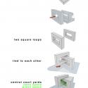 Building of Construction Engineering Disciplinary Organization / Dayastudio  + Nextoffice Diagram 2