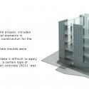 Building of Construction Engineering Disciplinary Organization / Dayastudio  + Nextoffice Diagram 4