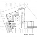 Building of Construction Engineering Disciplinary Organization / Dayastudio  + Nextoffice Ground Floor Plan