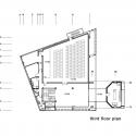 Building of Construction Engineering Disciplinary Organization / Dayastudio  + Nextoffice Third Floor Plan