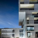 معماری مجتمع تجاری مسکونی، طراحی مدرن همراه ،