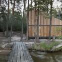 Lake Cabin / FAM Architekti + Feilden+Mawson © Tomas Balej
