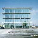 Rheinfelden Office Building / Nissen & Wentzlaff Architekten © Ruedi Walti
