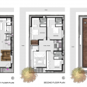 Bagrecha Residence / Cadence Floor Plan