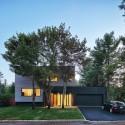Lausanne House / Hatem+D Architecture © Alexandre Guilbeault