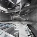 Twin Stations / sporaarchitects Fovam Station. Image © Tamás Bujnovszky
