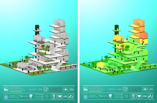 BLOCK: Envisioning Future Cities in a Video Game