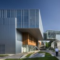 Architect Magazine's Top 50 US Architecture Firms The Bertram and Judith Kohl Building / Westlake Reed Leskosky. Image © Nic Lehoux