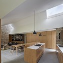 Skylight House / Andrew Burges Architects © Peter Bennetts