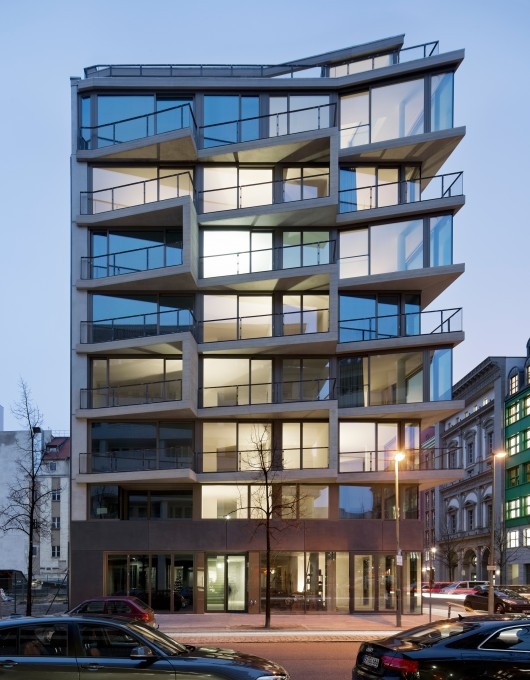Apartments Charlotte Michels Architekturb Ro Archdaily
