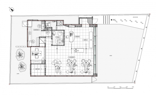 Orthodontic Office Design Floor Plan: Hirose Dental Clinic / Eleven Nine Inteiror Design Office
