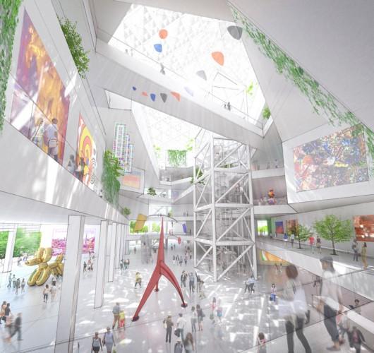 Нью-йоркские архитекторы заново открывают Австралию. Электронные чернила в