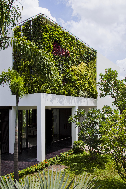 M s de 1000 im genes sobre muros verdes en pinterest for Muros verdes arquitectura