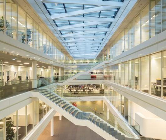 New trianel headquarters gmp architekten archdaily - Architekten aachen ...