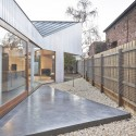 Bow House / Edwards Moore © Fraser Marsden