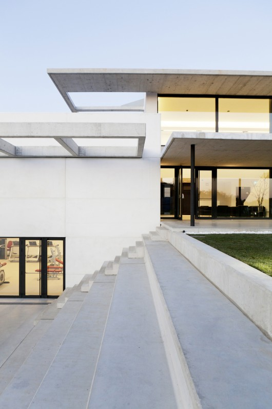 Spain archdaily part 8 - Arquitectos santiago de compostela ...