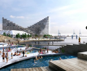 New BIG-Designed Neighborhood to Activate Aarhus' Waterfront