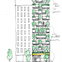 Hotel Golden Holiday in Nha Trang / Trinhvieta-Architects Sketch