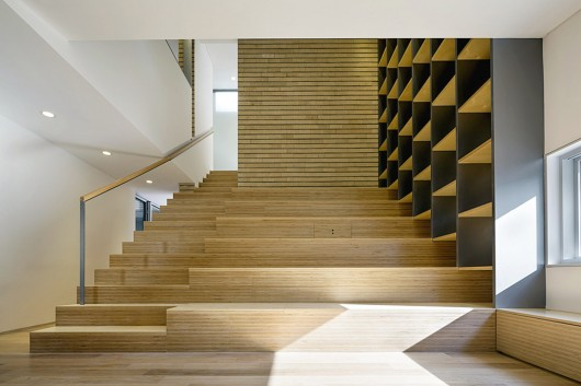 Architecture Photography L Square House Wise