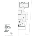 Vermani House / Eleena Jamil Architect First Floor Plan