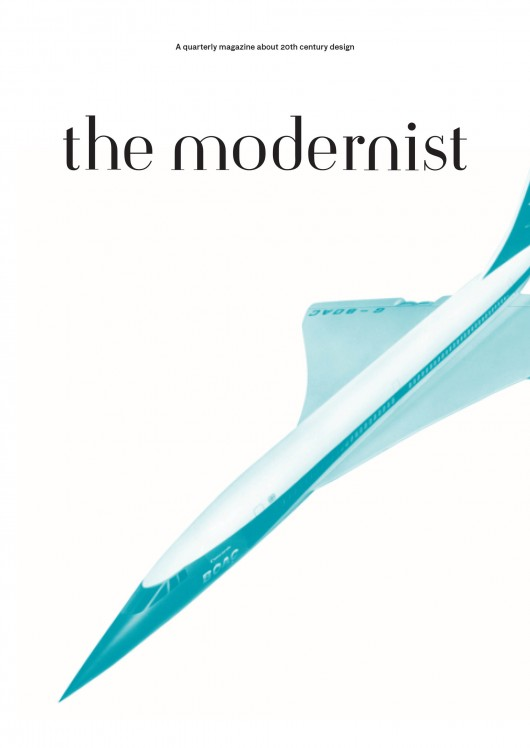 The Modernist - Issue 12: Departed. I