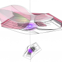 Theatre de Stoep  / UNStudio Morphogenesis diagram