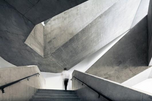 Beijing No.4 High School Fangshan Campus / OPEN Architecture