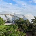 Fondation Louis Vuitton / Gehry Partners © Iwan Baan