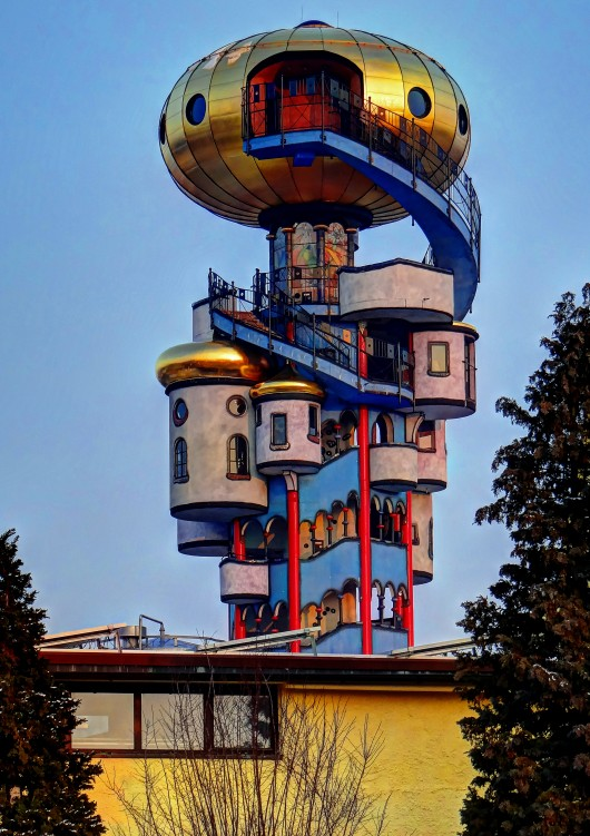 The latest 99 invisible hundertwasser and his fight for Architecture hundertwasser