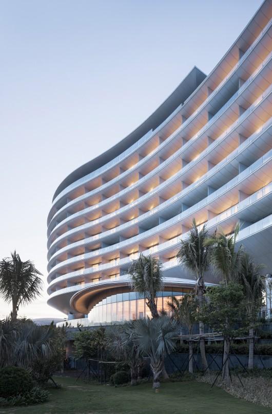 Hainan blue bay westin resort hotel gad 183 zhejiang greenton