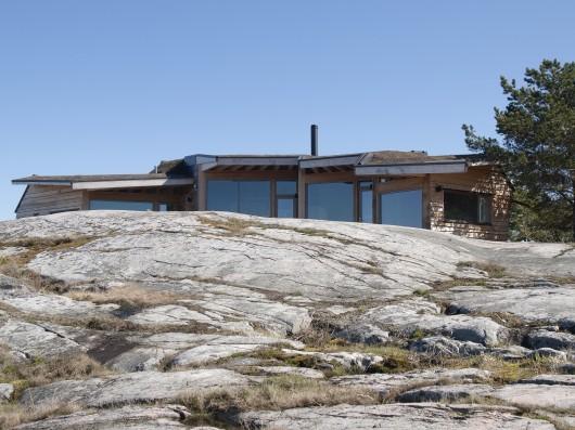 Villa Krona / Helin & Co Architects