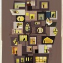 "ARCHIWINDOW: A Glimpse Through ""The Eyes of Architecture"" © Federico Babina"