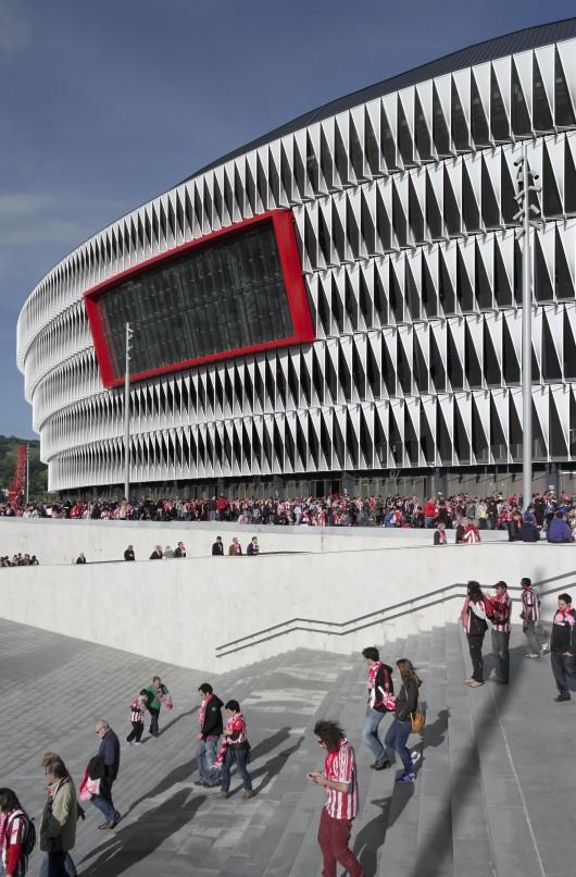 استادیوم Mames Stadium  کاری از ACXT