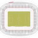 Pla de San Mamés Stadium / ACXT Tercer Pis
