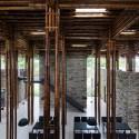 Son La Restaurant / Vo Trong Nghia Architects © Hiroyuki Oki