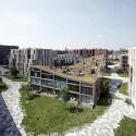 Funen Blok K - Verdana / NL Architects © Raoul Kramer