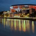 استادیوم Mames Stadium ، معماری ورزشگاه ، طراحی استادیوم