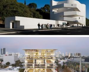 Siza's Iberê Camargo Foundation and Herzog & de Meuron's 1111 Lincoln Road Win Inaugural MCHAP Award
