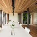 Glass + Wood / Hamada Design © Yohei Sasakura