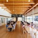 D.S Nursery  / HIBINOSEKKEI + Youji no Shiro © Studio Bauhaus