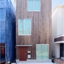 Design Your Own Home With MUJI's Prefab Vertical House Courtesy of MUJI