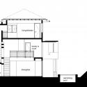 Menerung House / Seshan Design Sdn Bhd Section
